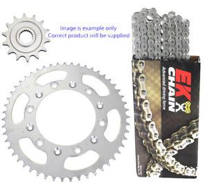 Ducati Monster 696 2008-2013 14/46 QX-ring chain & Steel sprocket kit