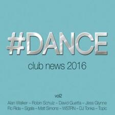 #Dance - Club News 2016 - Vol. 2 (2 CDs)