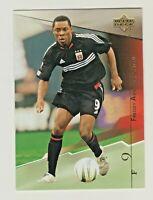 2004 Upper Deck MLS SOCCER #37 FREDDIE ADU RC Rookie DC United