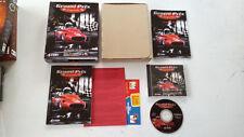 Grand Prix Legends avec manuel pilote (F1 années 60) SIERRA PC Big Box carton FR