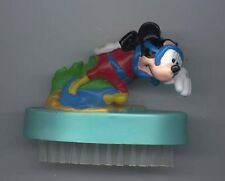 Mickey Mouse Scuba Diver nail brush Disney collectible Unique item never use