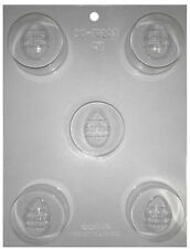 Fancy Egg Chocolate Cookie Candy Mold from CK #16203