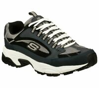 Skechers Stamina Nuovo Men's Leather Walking Casual Sporty Sneakers Shoes 50988