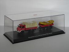 """Mercedes-Benz Unimog 404S """"FW Gaggenau"""" - Lim. Edition - 1/43 - Schuco (03383)"""