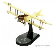 1/100 CURTISS JN-4 JENNY USA 1916 AVION PLANE DIECAST