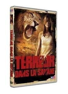 DVD FILM OCCASION ~ TERREUR DANS LA SAVANE (Bridget Moynahan, Peter Weller, ...)