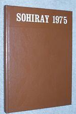 1975 Ayersville High School Yearbook Annual Defiance Ohio OH - Sohiray