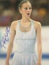 Polina Edmunds Figure Skating USA Olympics Signed 8x10 Autographed Photo COA E1