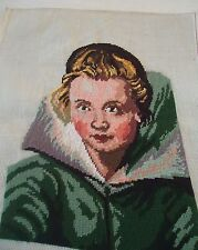 "Preworked Needlepoint 16"" X 21"" Classic Design 228M"