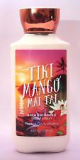 New Bath & Body Works Tiki Mango Mai Tai Body Lotion Cream Shea 8 Oz Shea Vit E