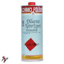 Diluente nitro Export antinebbia 1lt professionale vernici sintetiche 53584
