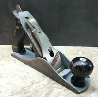 Vtg. Stanley Handyman No. H1203 Smooth Bottom Bench Plane - # 3 size smoother