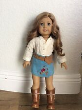 EUC American Girl Nicki Doll