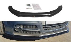 FRONT SPLITTER FOR AUDI TT S MK2 (8J) (2008-2014)
