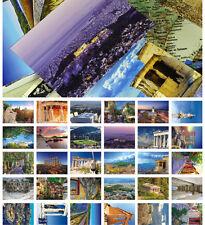 LOTS 30PCS Athens City Postcards Travel Greek Greece View Post Card Bulk
