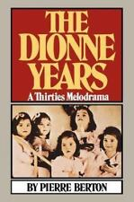 A Thirties Melodrama: By Pierre Berton