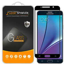 2XSupershieldz Samsung Galaxy Note 5 Full Cover Tempered Glass Screen Protector