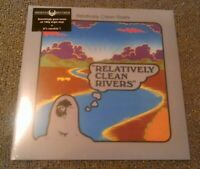 RELATIVELY CLEAN RIVERS - S / T LP MINT SEALED!!! RARE UK GATEFOLD PSYCH 2013