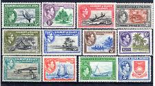 Gilbert &Elllice Islands KGVI  set  mmint  Cat £73+ 1939-55 [G909]