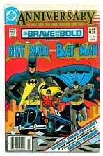 BRAVE AND THE BOLD #200(7/83)1:OUTSIDERS/KATANA(BATMAN)CGC IT(NM-)NEWSSTAND CVR.