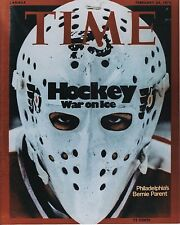 BERNIE PARENT 8X10 PHOTO HOCKEY PHILADELPHIA FLYERS NHL MASK PIC