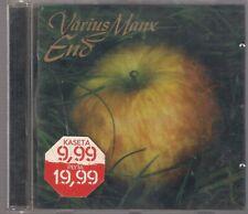 VARIUS MANX - END 1997 CD KASIA STANKIEWICZ TOP RARE OOP