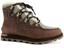Sorel Women's Sneakchic Alpine Cold Weather Boots Cattail/Gum Size 5.5 M