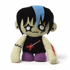 "ZOMBIE PLUSH ~ Rock Star Zombie ~ 8"" Plush by Gund ~ NWT"