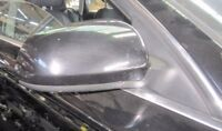 AUDI A6 2005-2008 DRIVERS SIDE MIRROR -BLACK LZ9Y FREE UK MAINLAND DELIVERY