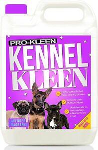 Pro-Kleen Kennel Kleen Lavender Fragrance Cleans Eliminates Odours Hutches Coops