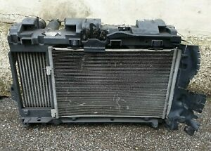 Peugeot 508 1.6HDI Complete Radiator Pack & Front Panel 9667036980