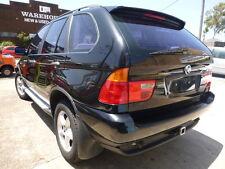 BMW X5 E53 2000-2003 USED REAR BUMPER BAR IN BLACK