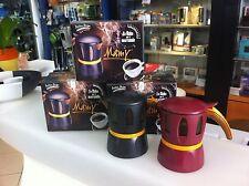 MAMY MOKA CAFFETTIERA PER MICROONDE 100GRADI FISELDEM FUNZIONA CAFFE E CIALDE