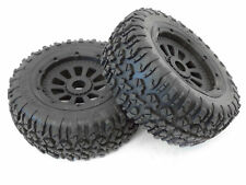 1/5 Scale Rovan LT 4WD SC Truck Dirt Wheels Tires Set of 2 Fit LOSI 5IVE T KM X2