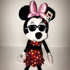 Disney Minnie Mouse Plush Target Exclusive Brand New Stuffed Animal Just Play