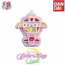 GASHAPON BANDAI Sailor Moon Stained Glass Compact Mirror Rainbow Moon Chalice