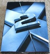 X-MEN 2 Movie Press Kit HAND SIGNED HUGH JACKMAN FAMKE JANSSEN KELLY HU