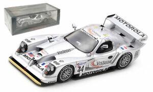 Spark S5027 Panoz Esperante GTR-1 #44 Le Mans 1998 - Bernard/Tinseau/ 1/43 Scale