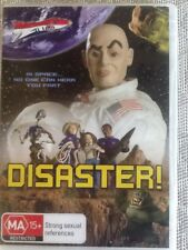 DISASTER ! IN SPACE NO ONE CAN HEAR YOU FART ! DVD # 415