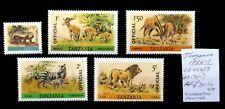 TANZANIA 1984 Officials As Described Cat £30 U/M NJ351
