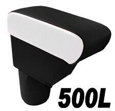 Bracciolo Premium per FIAT 500 L - BICOLORE - MADE IN ITALY - appoggiabraccio -@