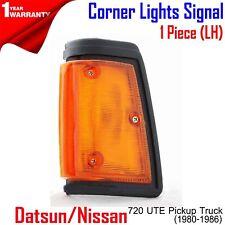For Datsun/Nissan 720 UTE Pickup Truck 1980-1986 Leftx1 Corner Signal Lamp Front