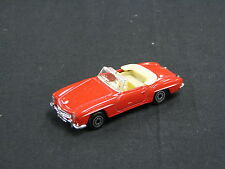 Schuco Mercedes-Benz 190SL 1955 1:60 Red (JS)
