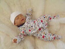 JEREMY REBORN BABY BOY DOLL Real Mottled Life Like Child Girls Birthday Xmas