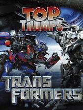 """Transformers"" (Top Trumps), New, Furman, Simon Book"