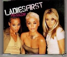 (C193) Ladies First, Messin' - DJ CD