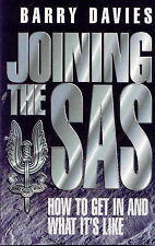 Joining the SAS: How to Get in and What it's Like by Barry Davies (Paperback, 2…