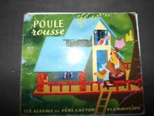 Poule rousse pere castor, 1990