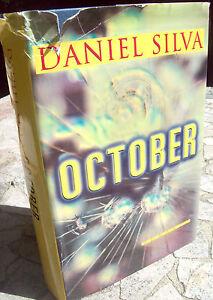 1999 Novela Por Daniel Silva 'October'