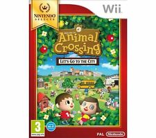 Animal Crossing: Let's Go to the City  NINTENDO  WII
